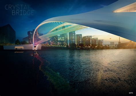 Unusual Designs for New Thames Bridge in London   Earthly