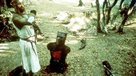 Monty Python scripts: Pink Knight comedy would now have no