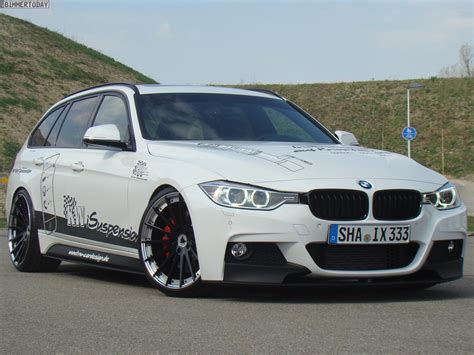 Masina service, piese: Bmw 320d tuning