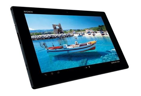 Sony Xperia Tablet Z gets Android 4