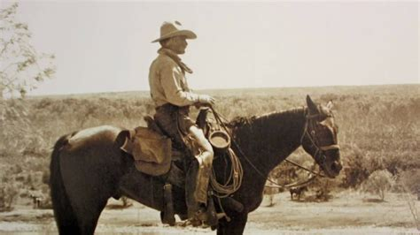 Texas Ranger Museum visit by Robert Duvall from Lonesome