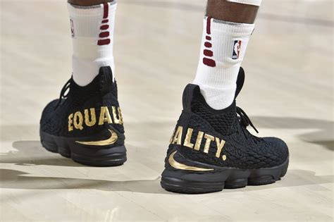 """Nike Is Releasing the LeBron 15 """"Equality"""" - Freshness Mag"""