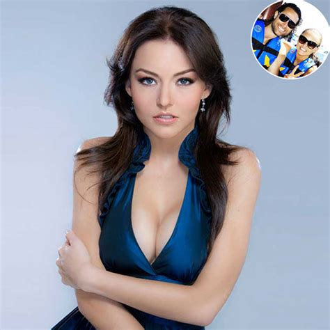 Angelique Boyer's Beautiful Dating Affair; Turned Her