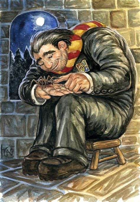 Rubeus Hagrid is expelled from Hogwarts – The Harry Potter
