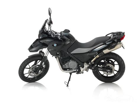 2014 BMW G 650 GS Review - Top Speed