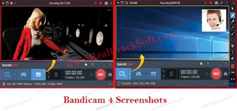 Bandicam Screen Recorder Crack with Latest Updated v4