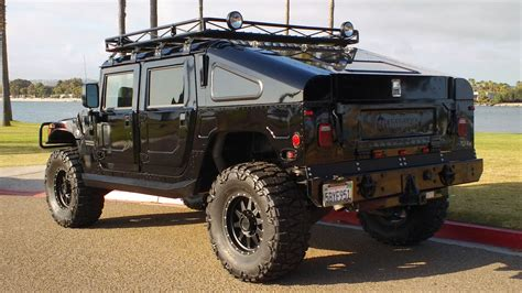 Hummer H1 1992 - 2006 Pickup :: OUTSTANDING CARS