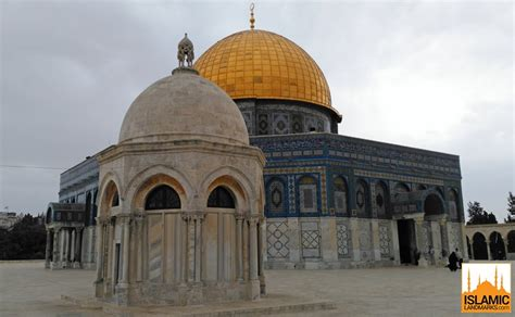 Dome of the Ascension - IslamicLandmarks