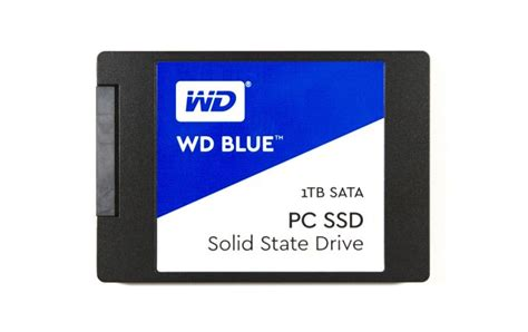 Final Words - The Western Digital Blue (1TB) SSD Review