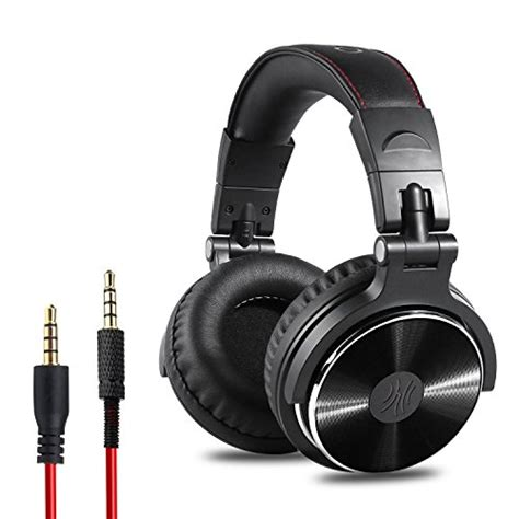 OneOdio Adapter-Free Closed Back Over Ear DJ Stereo
