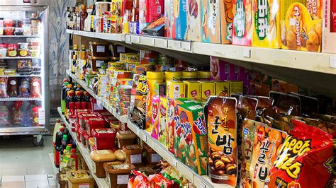 To market: Seoul Asian Grocery Store : SBS Food