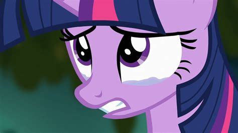 Twilight Sparkle - All of you feel this way? Feel like I