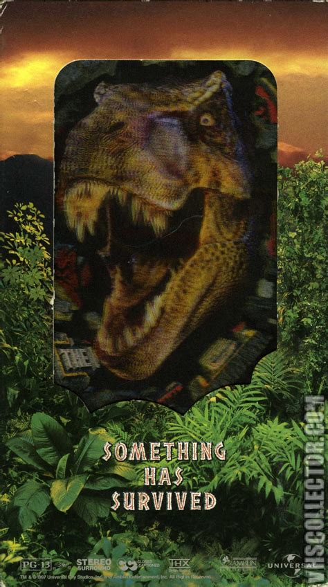The Lost World: Jurassic Park | VHSCollector