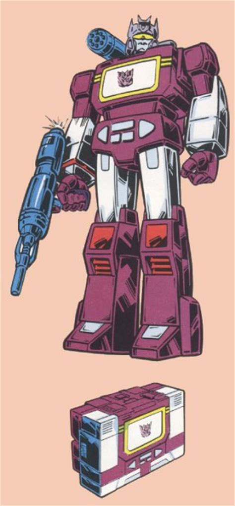 Who's Who in the Transformers Universe