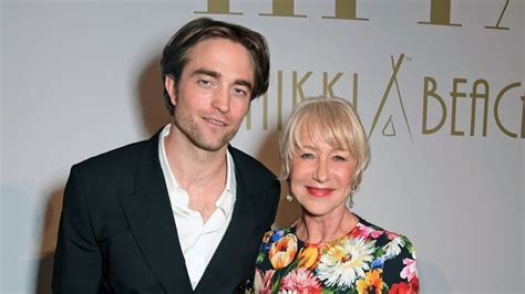 Robert Pattinson Helps HFPA Donate $500,000 to Refugee