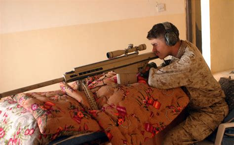 Military Photos Scout Sniper - Iraq