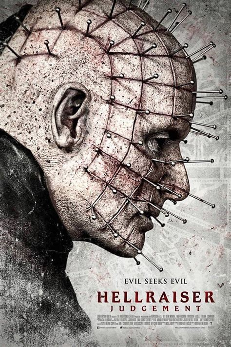 Hellraiser: Judgment (2018) - Posters — The Movie Database