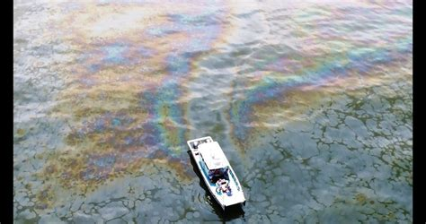 A Secret, 14-Year-Long Oil Spill is Becoming as Bad as BP